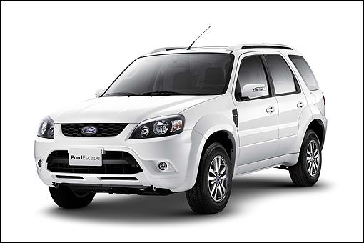 2008 Ford Escape Xlt >> 強悍動感品味,Ford Escape悍動限量版72.9萬元上市 - U-CAR.com.tw