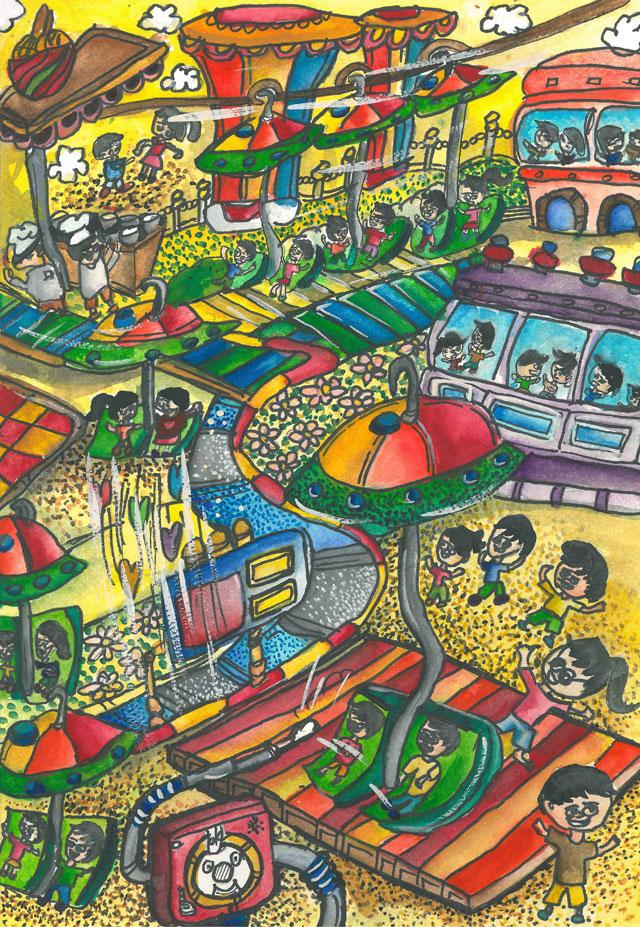 第6届toyota全球梦想车,台湾之光角逐国际大赛图片