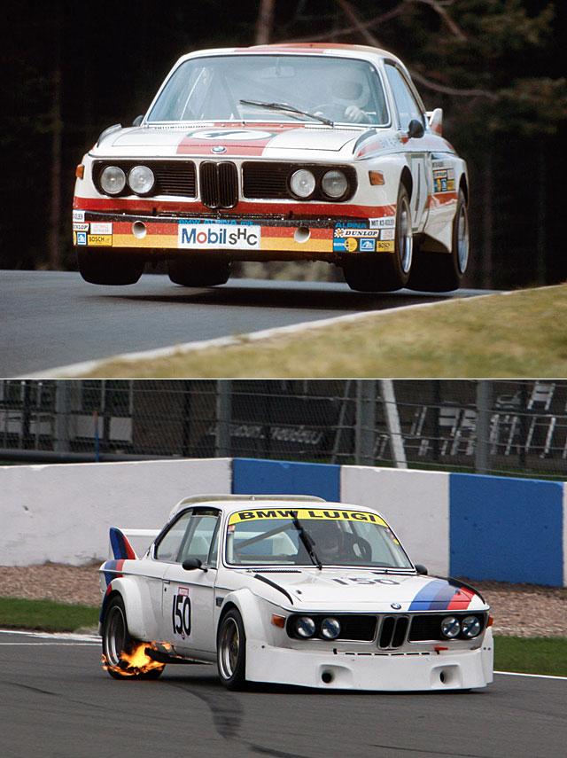 向经典荣光致敬,BMW预告3.0CSLHommage概念车古董车展亮相