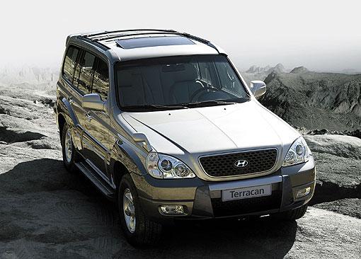 柴油市场震撼弹 Hyundai Terracan三月底即将轰炸