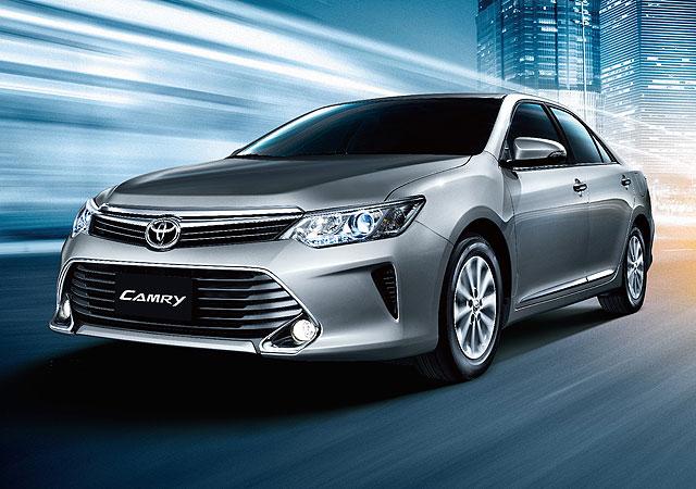 大改款toyota Camry將於2017北美車展搶先預演,臺灣市場推估2018年第四季登場 U Car Com Tw