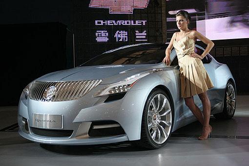 buick riviera向世界证明泛亚汽车技术中心的设计功力.