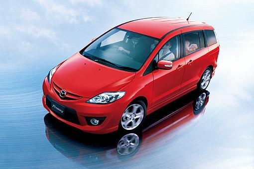 日本Mazda原厂在9月7日,针对海外市场称为Mazda5的...