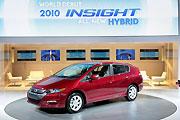 挑戰Toyota綠色王朝,Honda新一代Insight Hybrid北美車展首演