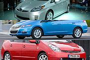 雙掌對孤拳?Toyota Prius傳出以新舊雙線夾擊Honda Insight