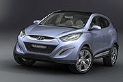 預覽新世代Tucson,Hyundai公布ix-onic概念車廠照