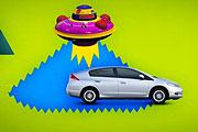 Insight英倫上市首月壓制Prius,英國Honda擬定7千台年銷目標