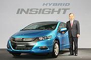 東洋車壇頭一遭,Honda Insight締造月販冠軍新紀錄
