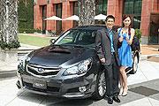 新一代Subaru Legacy / Outback導入台灣,預購價110萬元起跳