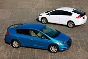 2009年日本自動車殿堂,Honda Insight獲年度最佳日本車