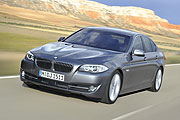 國內規劃2010年中導入,BMW大改款5系列完整曝光