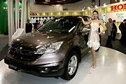2010台北車展-Honda:小改CR-V上市、Insight台灣首演