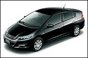 新換深色內裝,Honda Insight日規小改款發表