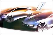 BMW子品牌BMW i 出爐,2013年i3與i8量產問世