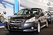 更新前雨刷馬達底蓋,Subaru召回10、11年式Legacy及Outback