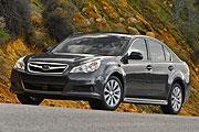 氣簾恐無法作動,Subaru召回美規12年式Legacy/Outback
