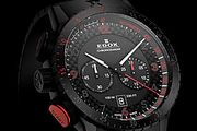 迎接2013年度賽事,Edox推出「Chronodakar」限量腕錶