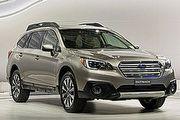 跨界越野進化,大改款Subaru Outback紐約首演