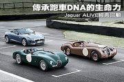 傳承跑車DNA的生命力-Jaguar ALIVE經典回顧