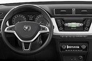 支援MirrorLink服務,Škoda發表新款Fabia內裝照