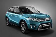 新潮前衛元素注入,Suzuki大改款Vitara預告巴黎車展現身