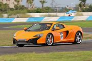 McLaren Track Day賽道活動,650S Spider賽道體驗