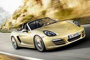 Porsche入門新成員,Boxster / Cayman 211車型悄悄現身