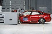美國IIHS認可,Hyundai Sonata為進階安全首選房車