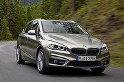220i有望導入,BMW 2 Series Active Tourer動力編成更豐富
