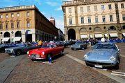 Maserati全球百年慶義大利展開,超過200台Maserati齊慶祝