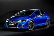 預覽旗艦版Type-R,2015年式Honda Civic Sport出籠