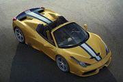 最快明年第3季導入,Ferrari 458 Speciale A限量登場