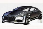 全新物種報到,Audi TT Sportback設計圖稿外洩!?