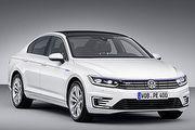 續航千里免加油,Volkswagen Passat GTE巴黎車展前現身