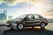 內外小改新增柴油動力,VW小改Vento車系印度發表