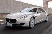 前座或後座?兩全其美的選擇,Maserati 4座版Quattroporte GTS試駕體驗
