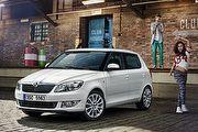 最後100台、69.8萬元優惠價,Škoda Fabia優惠開跑