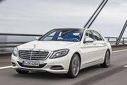 Mercedes-Benz S-Class全球銷售告捷,首年突破10萬輛