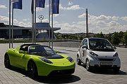 Daimler集團出清4% Tesla股份,強調雙方仍持續合作
