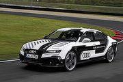 又一新里程碑,Audi無人車RS 7完攻德Hockenheim賽道