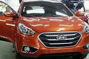 網友再度建功,Hyundai ix35小改款無偽裝露出