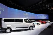 Tourneo Custom正式發表,福特品牌高峰會多款新車亮相