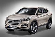 內外徹底革新,大改款Hyundai Tucson日內瓦首演