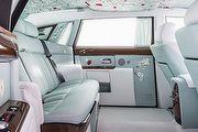 融合東方文化與頂級絲綢,Rolls-Royce Phantom Serenity靜謐絲語特式車