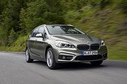 182萬BMW前驅家族新軍,220i Active Tourer國內登場上市