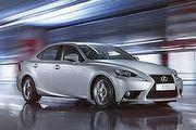 2015年式Lexus IS 250新增2車型,180萬元起對應貨物稅調整