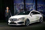 M-Benz第2款獵跑正式發表,入門CLA 200 Shooting Brake售價188萬起