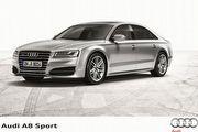 英國Audi A8,2016年式外觀朝Sport微修,3.0 TDI馬力小漲4匹