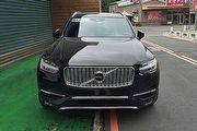 預計最快9月國內發表,Volvo新一代XC90無偽裝間諜照捕獲