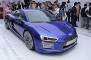 純電性能提升、首搭自動駕駛,Audi新一代R8 e-tron於亞洲CES展現身